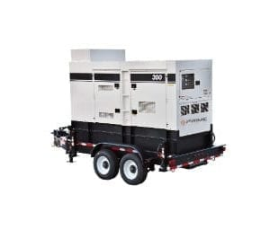 240kW Generator Rental