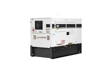 30kW Generator Rental