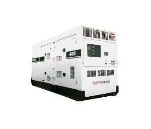 320kW Generator Rental