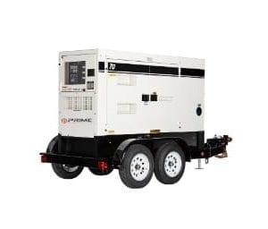 56kW Generator Rental