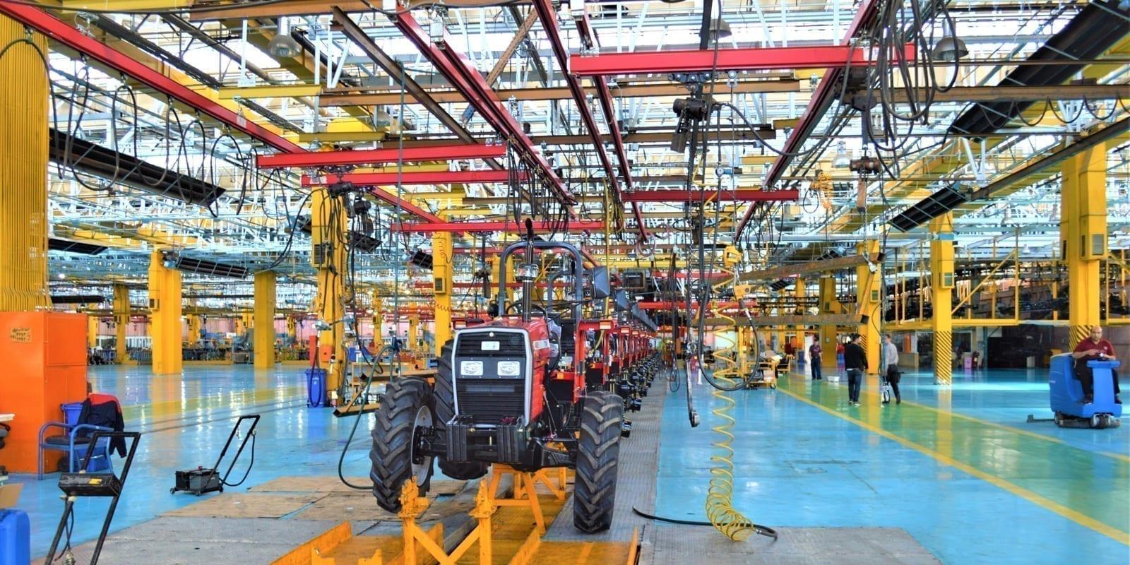 Manufacturing Generator Rental