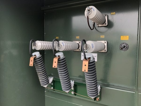 2500 KVA Transformer Rental - 34.5 KV /19.9KV 4