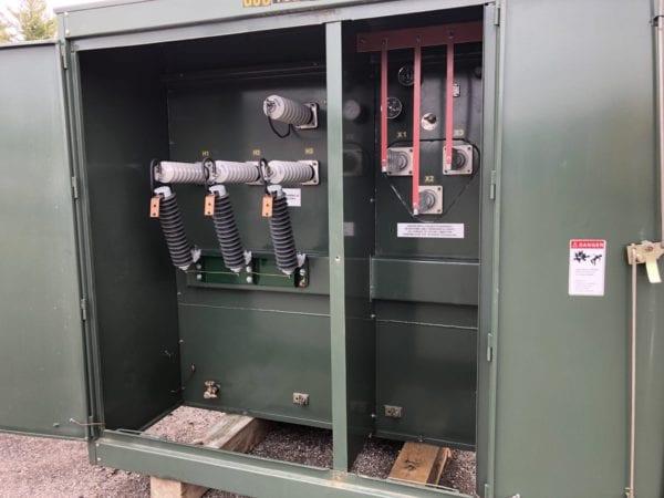 2500 KVA Transformer Rental - 34.5 KV /19.9KV 5