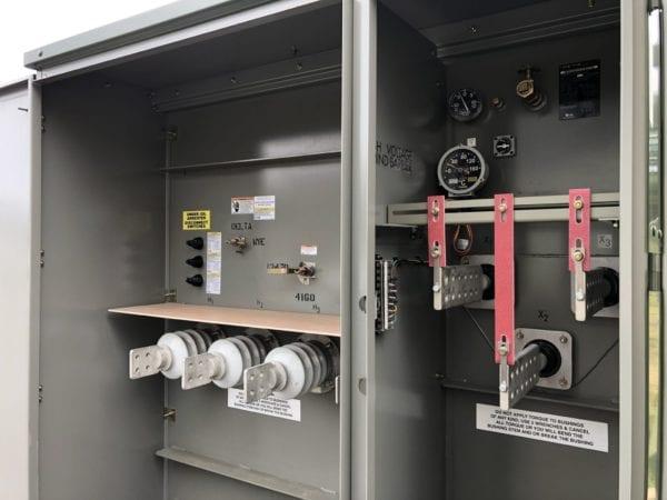 2500 KVA Transformer Rental - 4.16 KV /12.47KV 6