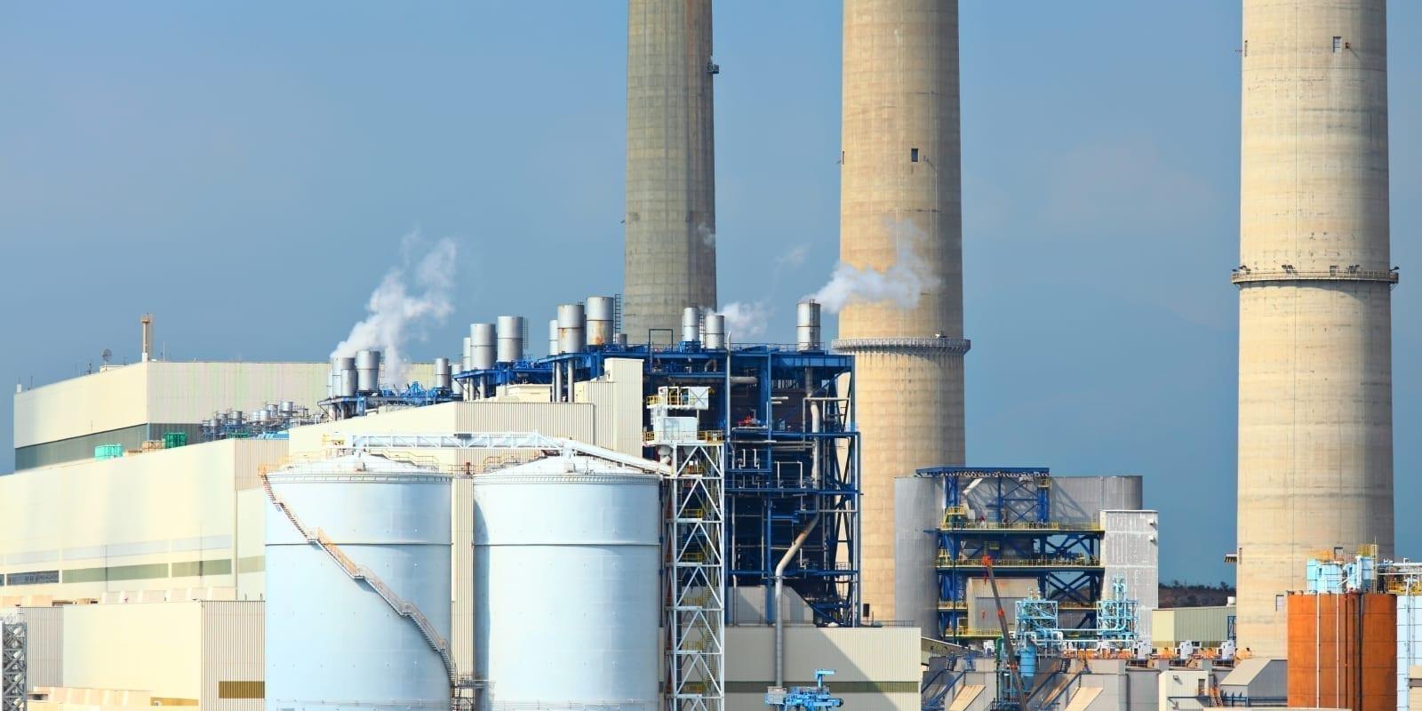 Power Plant Generator Rental